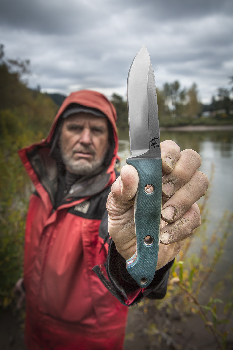 Benchmade Survival Knife