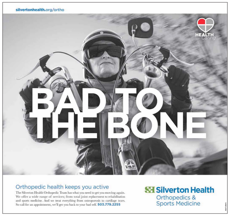 Silverton Health Bad To The Bone